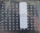 중국에서 광학적인 융합된 규산 유리 공 렌즈