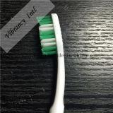 Cepillo de dientes plegable para el hotel, pequeño cepillo de dientes, cepillo de dientes plástico del recorrido