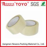 Pegamento de goma y tipo adhesivo activado agua empaquetado de la cinta adhesiva de BOPP