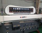 Ligne droite en verre machine de précision d'approvisionnement de constructeur de gaine