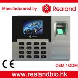 Systèmes biométriques d'enregistrement de présence d'empreinte digitale de Realand