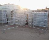 Оптовая продажа гальванизировала используемые панели конюшни лошади Corral