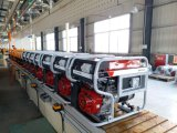 Fusindaの高品質ガソリンガソリン発電機、Contructionのサイトのための頑丈なガソリン発電機、単一および三相