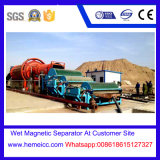Cts (N. B) Separator rolo -712 Series Permanente-magnética para Ores