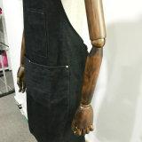Изготовленный на заказ рисберма джинсовой ткани черноты рисбермы для Barista и парикмахера