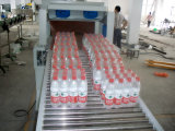 20packs/Min 선형 PE 필름 수축 포장기 포장지 공급자