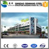 Construction préfabriquée de structure métallique pour le bureau du marché superbe d'hôtel