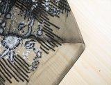 ウェディングドレスのための高品質の刺繍のレースファブリック