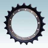 Qualitäts-Motorrad-Kettenrad/Gang/Kegelradgetriebe/Übertragungs-Welle/mechanisches Gear58