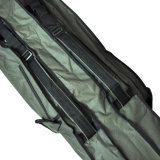 Compartimiento 2 para el bolso de pesca Rod de postes