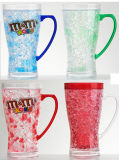 Double promotionnel Wall Freezer Mug avec FDA Report
