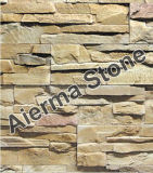 Stone cultivado, Concrete Stone, para Wall Decoration (ATA)