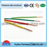 Thw 8 10 12 alambre portuario de Ningbo del alambre eléctrico del aislante de 16 PVC eléctrico