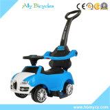 Cochecito de bebé/vespa de los cabritos/paseo de múltiples funciones en el coche del oscilación de los juguetes