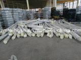 Manguito de goma industrial concreto de la abrasión superior