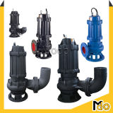 Gewinnende örtlich festgelegte Nasseinbau-versenkbare Abwasser-Pumpe