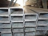 Tubo d'acciaio rettangolare saldato carbonio delicato di Q195 Q215 Q235