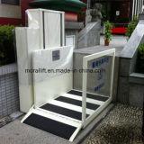 هيدروليّة كهربائيّة خارجيّ كرسيّ ذو عجلات مصعد لأنّ عمليّة بيع