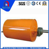 Rouleau magnétique de minerai de fer de Permenet de qualité pour le charbon/cuivre/sable minéral/Presser/broyeur