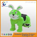 Do brinquedo feliz do passeio de Wangdong passeio animal quente na alameda de compra