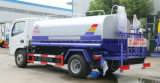 Dongfeng 4X2 4500L 물뿌리개 유조선 판매를 위한 4.5 T 물 탱크 트럭