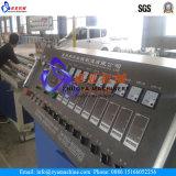 Profil-Plastikstrangpresßling-Zeile Belüftung-WPC/Profil-Produktionszweig