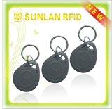 125kHz Proximity ABS RFID Keyfob met Printed Logo en 2D Barcode
