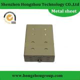 Caja de chapa de fabricación de metal para eléctricos Cajas de fuerza