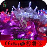 Licht van de Decoratie van de LEIDENE Kerstboom van het Koord het Lichte