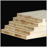 Scheda della giuntura della barretta di legno di pino per mobilia