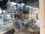 motor Diesel marinho de 187kw 1500rpm