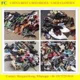 Ropa y zapatos usados vendedores calientes