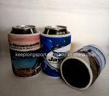 Insulasted passte Neopren kann Kühlvorrichtung mit geklebter Unterseite an