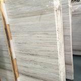 Heißer VerkaufkristallWood-Grainplatte-Ton für das Speisen des Fußbodens
