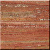 L'Iran Red Travertine, Travertine pour Wall et Floor