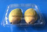 Contenitore impaccante della frutta di plastica per il mango 2 parti delle coperture superiori della bolla del contenitore impaccante di frutta di plastica