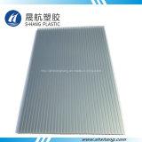 Colores personalizados Hoja hueca de policarbonato de plástico para techo Buildind