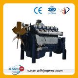 Motor de gas para el uso del generador