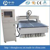 máquina del ranurador del CNC del vector de la adsorción del vacío