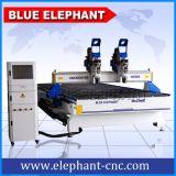 Multi macchina a mandrini del multi della testa Ele-2425 Router/di CNC
