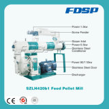Alto Grade Combination de Livestock y de Fish Pellet Press