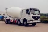 Sinotruk HOWO 14cbm 시멘트 믹서 트럭