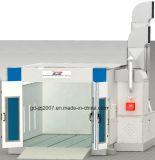 Cabine automatique de peinture de jet de norme européenne à vendre