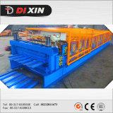 Doppelte Schicht-Stahldach walzen die Formung der Maschine kalt