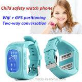 Het slimme GPS Horloge van de Drijver voor Jonge geitjes/Persoon (H3)