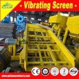 Het Erts van de mijnbouw classificeert Machine, classificeert het Mineraal Apparatuur, Schuddend het Trillende Scherm