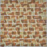 Mosaico de la mezcla del vidrio, del Ep y de la piedra para el mercado de Europa