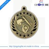 2017 medaglia del metallo di prezzi competitivi di qualità del rifornimento OEM/Odmgood per i vincitori di nuoto