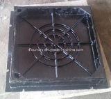 衛生下水のマンホールカバー製造業の鋳物場D400 E600 F900