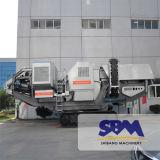 CER zugelassene hydraulische mobile Zerkleinerungsmaschine